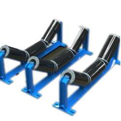Rullo trasportatore a rulli UHMWPE rullo trasportatore a rulli UHMW rullo per tubi in plastica