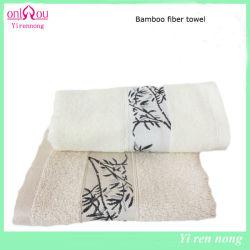 Dom saudáveis de fibra de bambu toalha de rosto a partir dos produtos têxteis