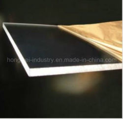 100 % Pured Hot vendre PMMA de haute qualité Feuille de plastique moulé