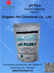 CAS: 497-19-8 pH Plus für Water Treatment Chemicals