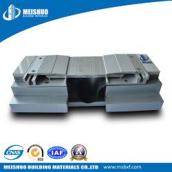 Heavy Duty Joint de dilatation en aluminium de plancher de verrouillage pour l'aéroport