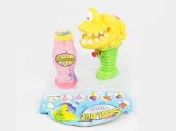 Summer Toys Crocodile Bubble Gun with Bubble Water