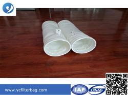 먼지 수집 시스템을 위한 산업용 섬유 유리 필터 백