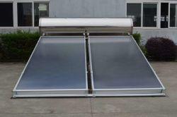 Os Sistemas de Energia Géisers Solar compacto painel plano aquecedor solar de água Pressurizada