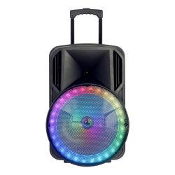 China Fabrikant nieuwe PA opname Gitaar Party Bluetooth Wireless 15 Inch Audio Sound-luidspreker