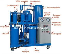 Tya série haute précision du filtrage de l'huile hydraulique Remise en état de la machinerie