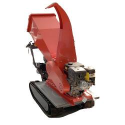 Гусеничный трактор типа 9 с бензиновым двигателем HP пожара процессор древесины дерева измельчитель