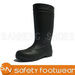 工場価格の良質多くのの熱い販売法の企業PVC雨靴の人または女性または女性安全靴または履物の食品等級材料カラーSn1258