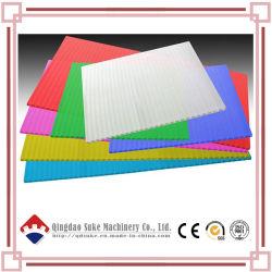 PC Placa de la luz del sol Línea de producción (SJ120X33)