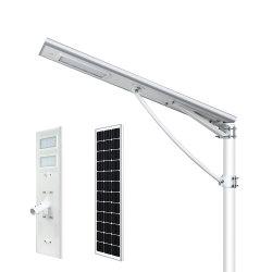 Sunpal Calle luz LED Solar jardín adaptado 6W 8W 10W MPPT Controlador Precio 20W 30W 40W 50W 60W 70W 80W 90W 100W de alta lúmenes
