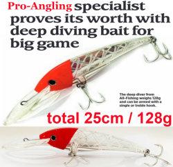 Deep Sea Diving Lure Pêche La pêche en eau salée Lure