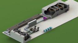 Новое состояние и источник электроэнергии Автоматическое непрерывное пекарня оборудования
