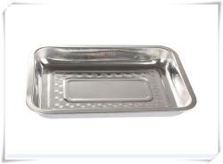 食糧皿、ステンレス鋼の皿、世帯の道具