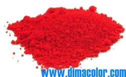 Rojo de pigmento rojo (Dpp 254 CV)