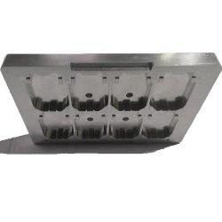 Zoll CNC-maschinell bearbeitengetriebe-Teil-Gehäuse-Teil