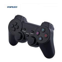 عصا تحكم مزدوجة مزودة بلوحة لعب لاسلكية بسرعة 2.4 جيجاهرتز لجهاز PS4 DUALSHOCK4 من سوني وحدة التحكم