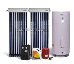 Solar Keymark (SFCY-500-60)를 가진 분리된 Pressurized Solar Water Heater