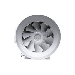 Hoge Prestaties 200mm de Ventilator van de Buis met ABS Blad, een Two-Speed Motor, Bal NSK voor het Koelen