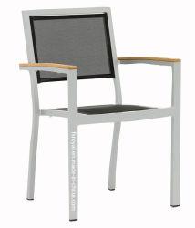 حديقة وقت فراغ ألومنيوم [تإكستيلن] بناء كرسي تثبيت خارجيّ