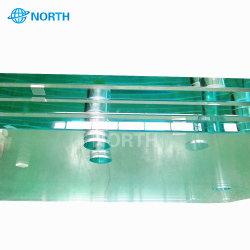 6mm ausgeglichenes Glas-Preis-Raum-Glasgeländer