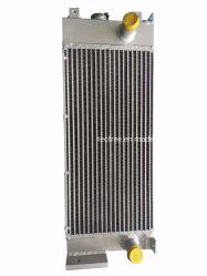 アルミニウム構築機械装置の棒版のラジエーターのクーラーの熱交換器