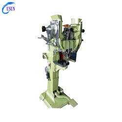 Berufsmodell: Uz-13tr-a Produktions-halbautomatische Hebel-Bogen-Datei/Datei-Faltblatt, das Maschine herstellend befestigt