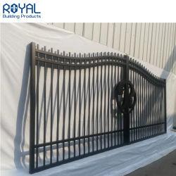 最新の自動入口の管の私道の庭の主要なスライド・ゲート