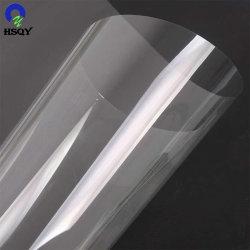 Die gute transparente Plastikauswirkung Anti-Löschen Blatt Haustier-Plastik-Belüftung-PS