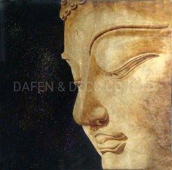 Peinture d'huile de Bouddha (33)