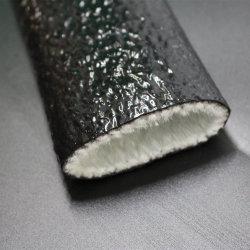 Linha de mangueira revestido de silicone para proteção contra calor isolamento protetor de chama