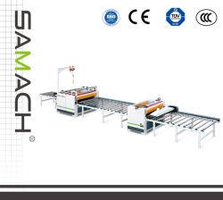 Haftender Papierproduktionszweig Laminierung-Maschine
