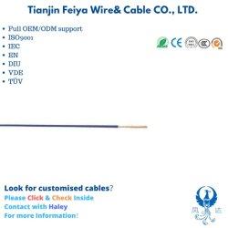 Flry-B 1.0mm2のPVCによって絶縁される銅の自動車ワイヤー