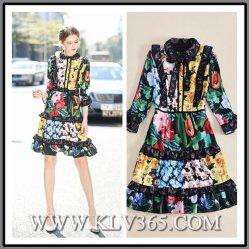 Commerce de gros Mesdames fashion robe de fête d'été