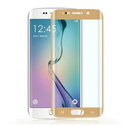 3D gebogenes voller freier Rand-ausgeglichenes Glas des Transparent-S7 für Rand-Bildschirm-Schoner der Samsung-Galaxie-S7