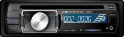 Riproduttore di CD poco costoso dell'automobile di BACCANO di Univeral 1 di prezzi con USB/SD/Aux/FM
