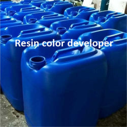 Résine chimique stable Delevoper couleur
