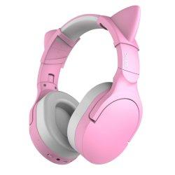 Cuffia avricolare senza fili dentellare di Bluetooth delle cuffie di gioco dell'orecchio di gatto di Somic Sc2000 con gli accessori del telefono mobile del microfono