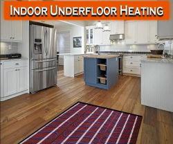 220V Ecológica calefacción eléctrica calefacción por suelo radiante infrarrojos alfombrillas