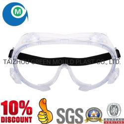 مصنع الإنتاج المباشر السلامة للحماية من الضباب نظارات الحقن مصنع الخروع