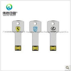 مفتاح مفيد شكل معدني مفتاح محرك أقراص USB محمول