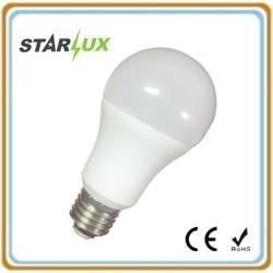 Luz de LED de luz da lâmpada A60 12W E27 3000K/4100K/6500K