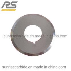 Fabriqué en Chine Tungsten circulaire carbure cimenté la faucheuse