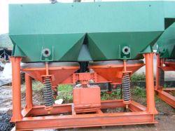 광물 처리 공장 골드 지깅 농축기 광산 분리기 지그 기계