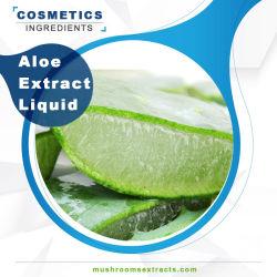 Extrait d'aloès de haute qualité en liquide pour cosmétiques à base d'herbes