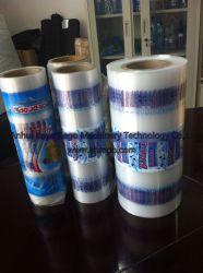 Film d'emballage en plastique/emballage de liquides film/Film d'emballage/jus de fruits Bean Film d'emballage de lait /Film d'emballage de l'eau /l'emballage de jus de rouleau de film