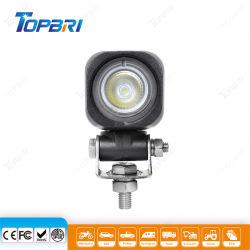 indicatori luminosi automatici fuori strada del lavoro di 2inch 10W Osram LED con le parentesi della parte girevole