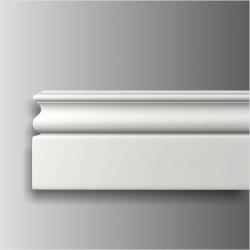 تصميم زخرفي أنيق من الفلين الأبيض بولي يوريثان بولي يورثان من تصميم PU لديكور الجدار فى المنازل العالية المستوى