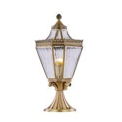 Виллы в саду лампа высокой Quanlity медных настольный светильник (GT-аль-S8843)