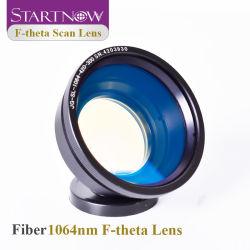 Startnow F-Theta 스캐너 렌즈 1064nm 파이버 레이저 마킹 기계 부품 110X110 175X175 300X300 Galvo 시스템 스캐닝 필드 렌즈