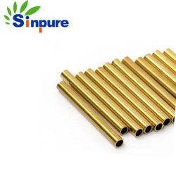 중국 맞춤형 금속 모세관 304/316 또는 황동 박벽 스테인리스 스틸 튜브
